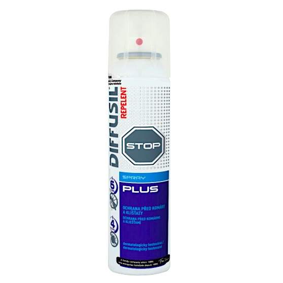 Diffusil Plus Repelent Spray 100 Ml