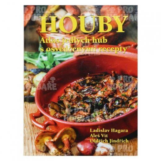 Houby Atlas Jedlych Hub S Recepty Haraga
